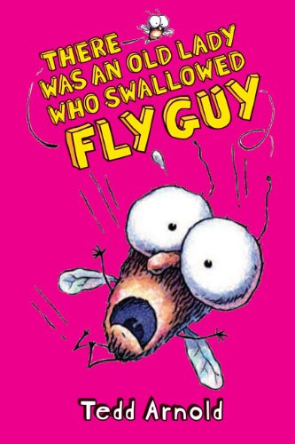 there was an old lady who swallowed fly guy lexile find a book