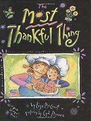 The Most Thankful Thing av Lisa McCourt