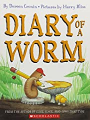 Diary of a Worm af Doreen Cronin