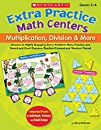 Extra Practice Math Centers: Multiplication,…