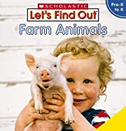Farm Animals [With Stickers and Plastic Play…