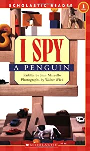 I Spy a Penguin (Scholastic Reader, Level 1)…