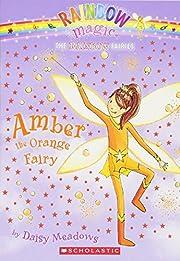 Amber: The Orange Fairy (Rainbow Magic: The…