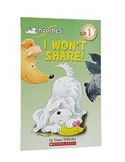 I Won't Share (Scholastic Reader, Level 1)…
