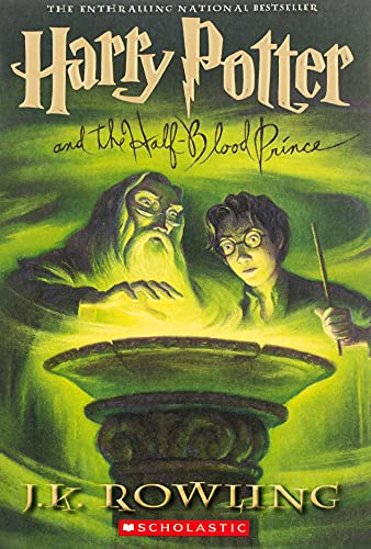 harry potter and the halfblood prince lexile174 find a