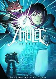 The Stonekeeper's Curse (Amulet #2) (2) de…
