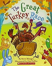 The Great Turkey Race av Steve Metzger