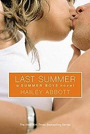 Summer Boys #4: Last Summer – tekijä:…