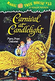 Carnival at candlelight por Mary Pope…