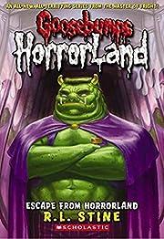 Goosebumps HorrorLand #11: Escape From…