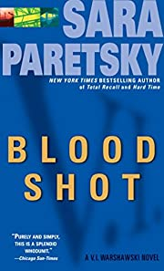 Blood Shot (V. I. Warshawski) de Sara…