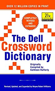 The Dell Crossword Dictionary (21st Century…
