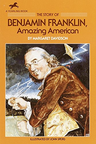 The Franklin Cover Up Book : The story of benjamin franklin amazing american lexile
