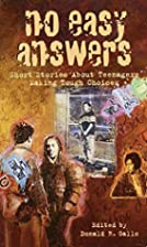 No Easy Answers: Short Stories About…