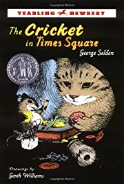The Cricket in Times Square de George Selden