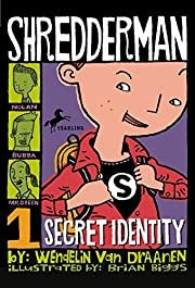 Shredderman: Secret Identity de Wendelin Van…