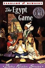 The Egypt Game de Zilpha Keatley Snyder