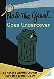Nate the Great Goes Undercover por Marjorie…