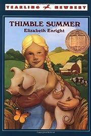 Thimble Summer por Elizabeth Enright