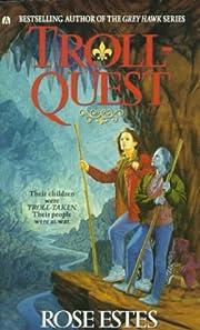 Troll-Quest av Rose Estes