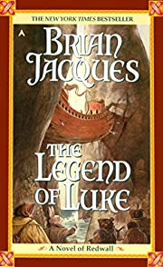 Legend of Luke (Redwall) av Brian Jacques