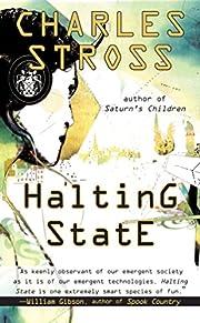 Halting State (A Halting State Novel) av…