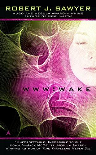 Mostlyfiction Book Reviews Www Wake By Robert J Sawyer