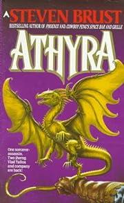 Athyra af Steven Brust