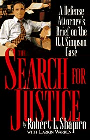 The Search for Justice: A Defense…
