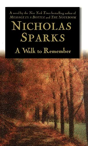 A walk to remember novel download free.