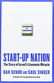 Start-up Nation: The Story of Israel's…