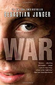 WAR de Sebastian Junger