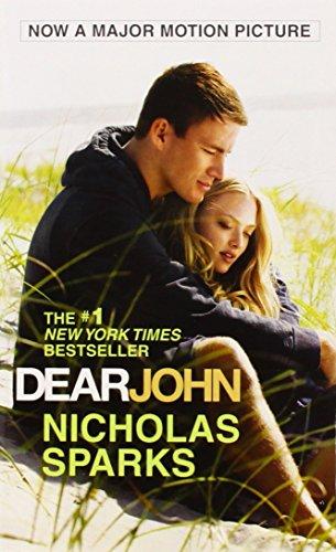 Dear John written by Nicholas Sparks