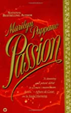 Passion by Marilyn Pappano