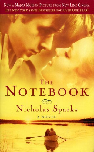 The Notebook written by Nicholas Sparks