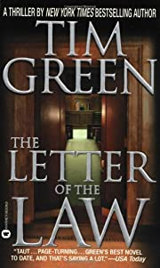 The Letter of the Law por Tim Green