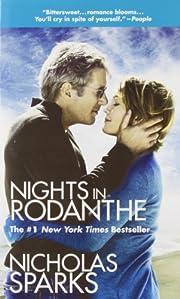 Nights in Rodanthe por Nicholas Sparks