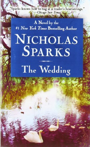 The Wedding written by Nicholas Sparks