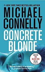 The Concrete Blonde (Harry Bosch) af Michael…