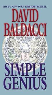 Simple Genius de David Baldacci