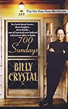 700 Sundays by Billy Crystal