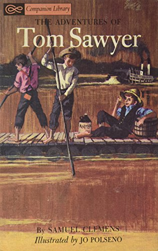 the adventures of tom sawyer, clemens, samuel [illustrated by jo polseno]