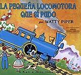 Cover art for La pequeña locomotora que sí pudo