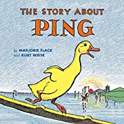 The Story about Ping de Marjorie Flack