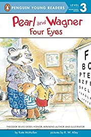 Pearl and Wagner: Four Eyes – tekijä:…