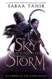 A Sky Beyond the Storm (An Ember in the…