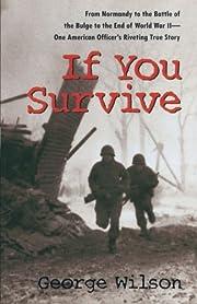 If You Survive af George Wilson