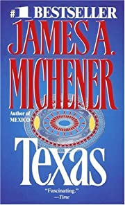 Texas av James A. Michener