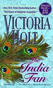 The India Fan av Victoria Holt