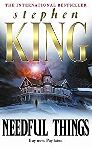 Needful Things – tekijä: Stephen King